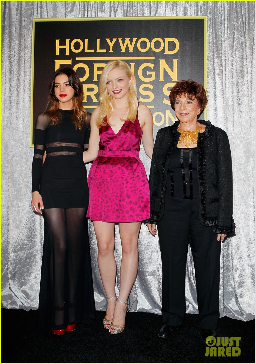 francesca eastwood miss golden globe 2013 012766480