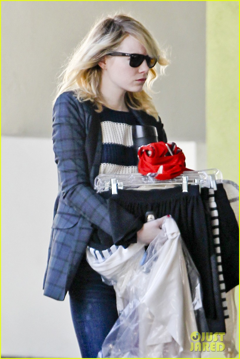 Outstanding Emma Stone House Of Tailoring Pre Thanksgiving Drop Off Beutiful Home Inspiration Ommitmahrainfo