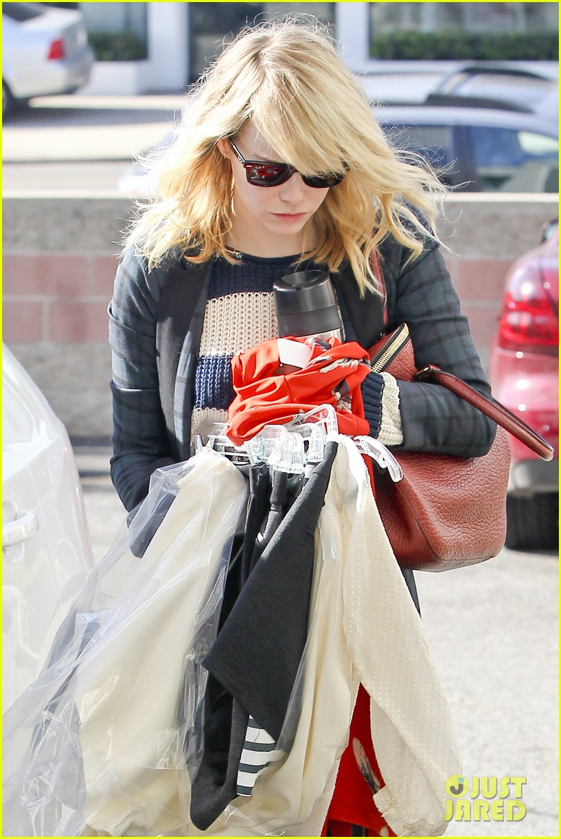 emma stone house of tailoring pre thanksgiving drop off 042762096