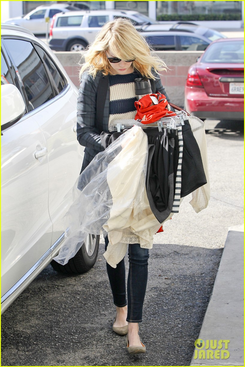 emma stone house of tailoring pre thanksgiving drop off 112762104