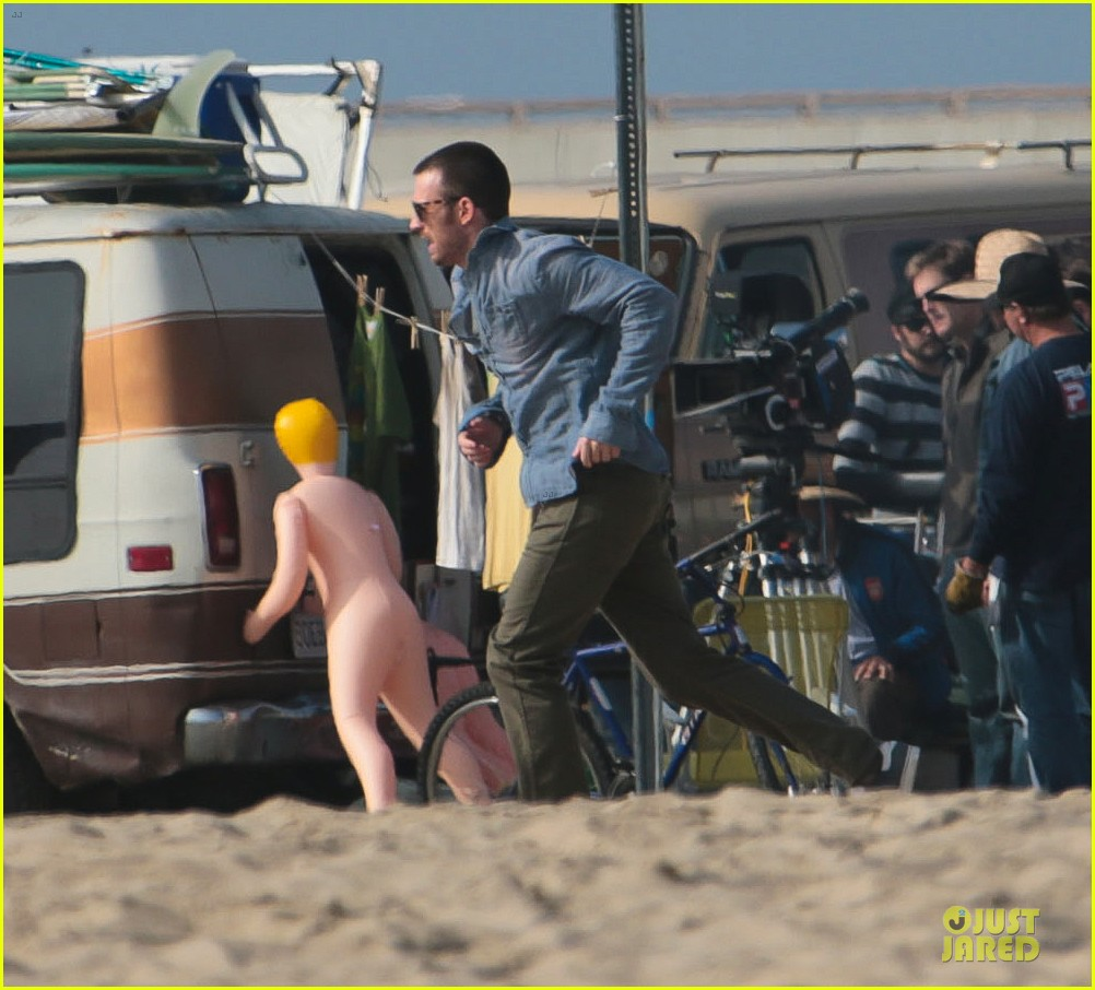 chris evans football on a many splintered thing set 16