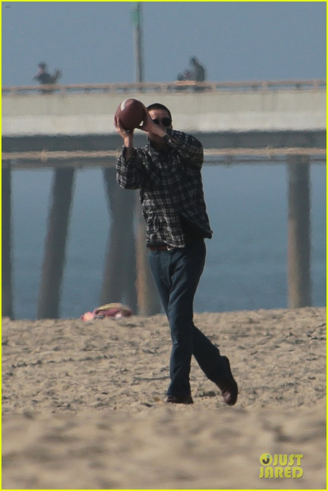 chris evans football on a many splintered thing set 242763941