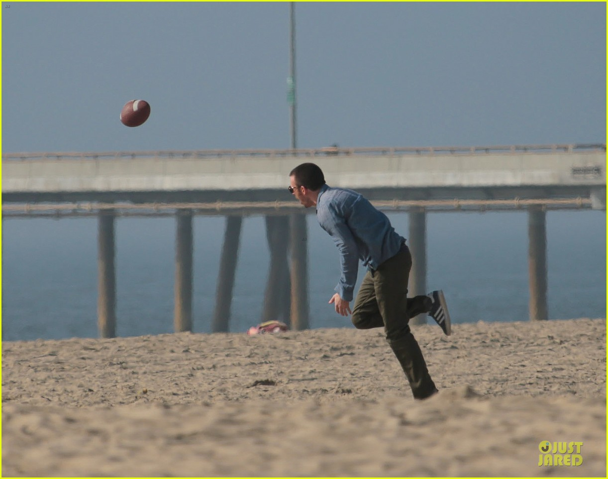 chris evans football on a many splintered thing set 282763945