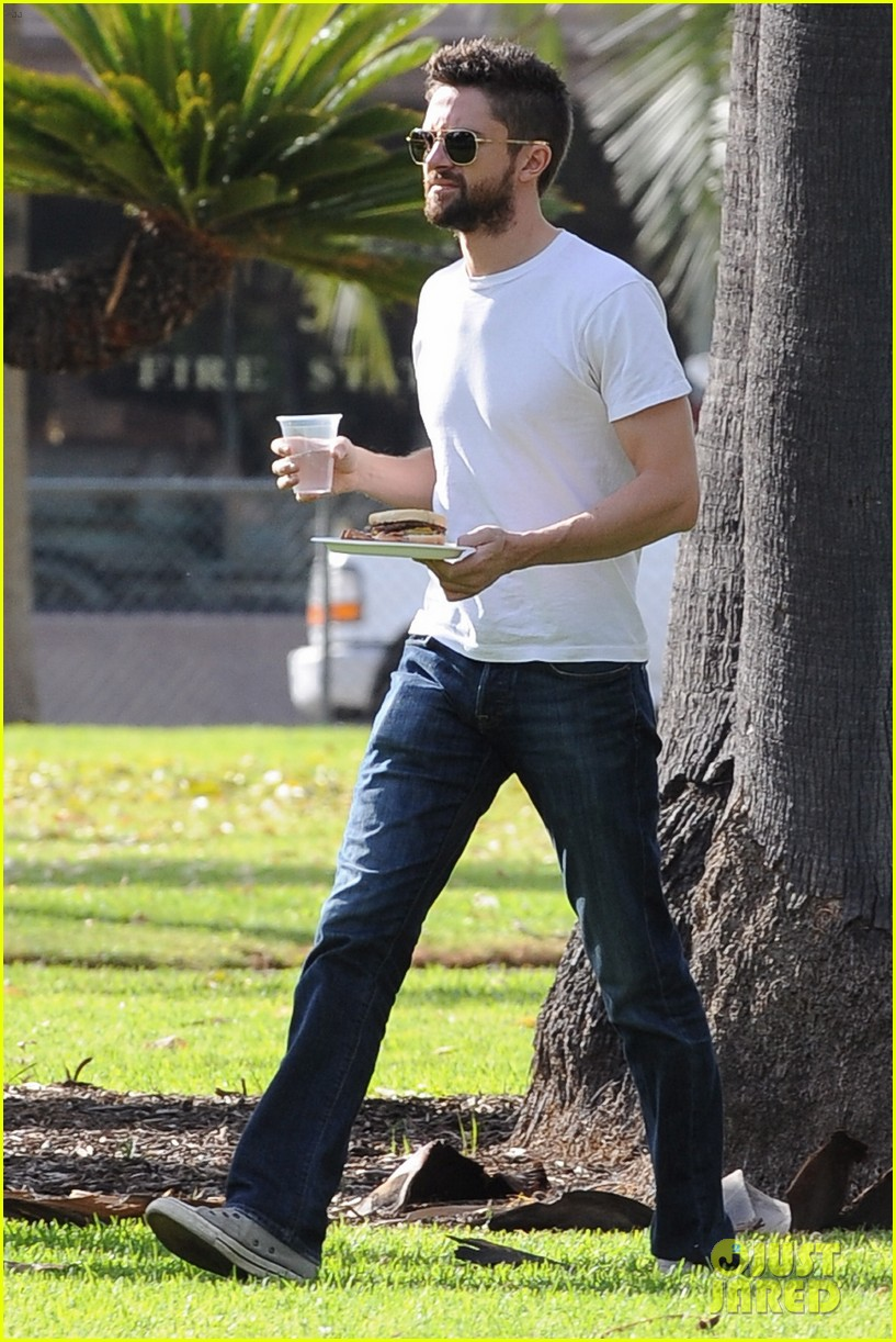 chris evans michelle monaghan many set 282758893