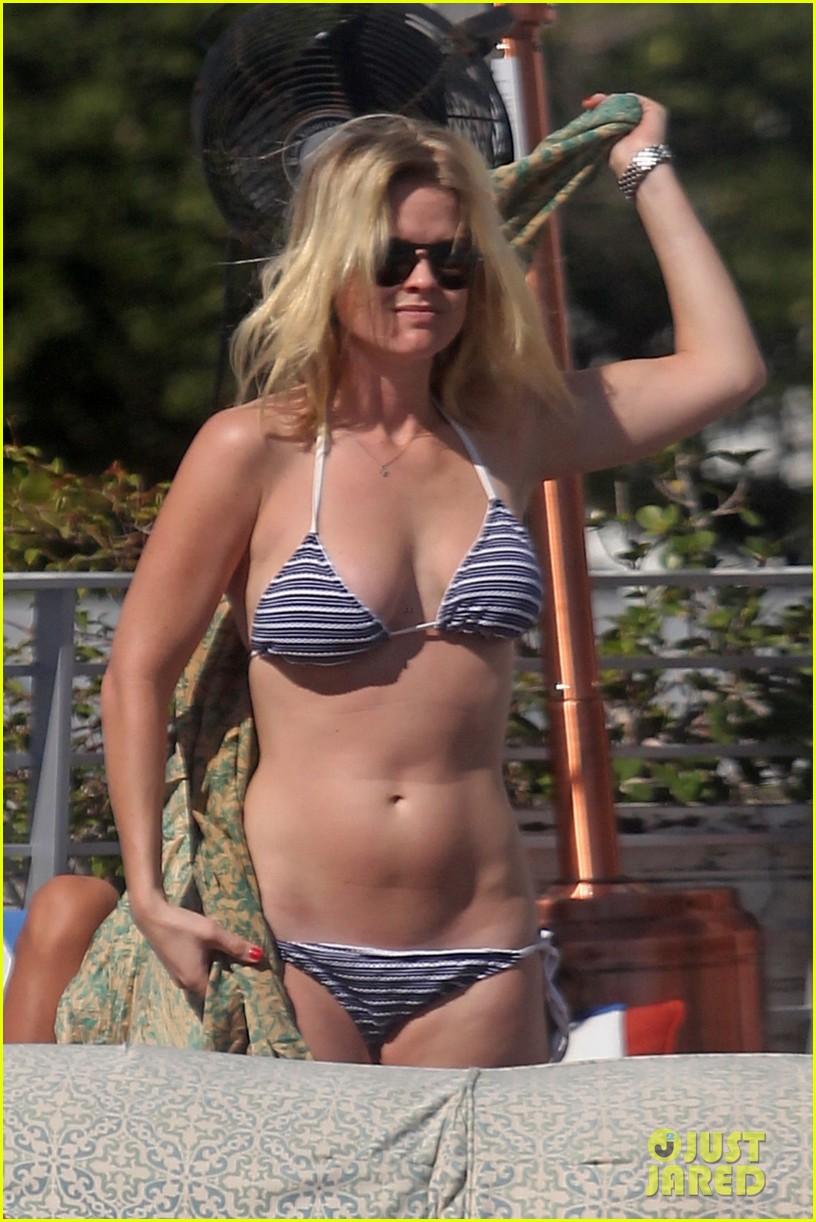 alice eve poolside bikini in miami 032764126