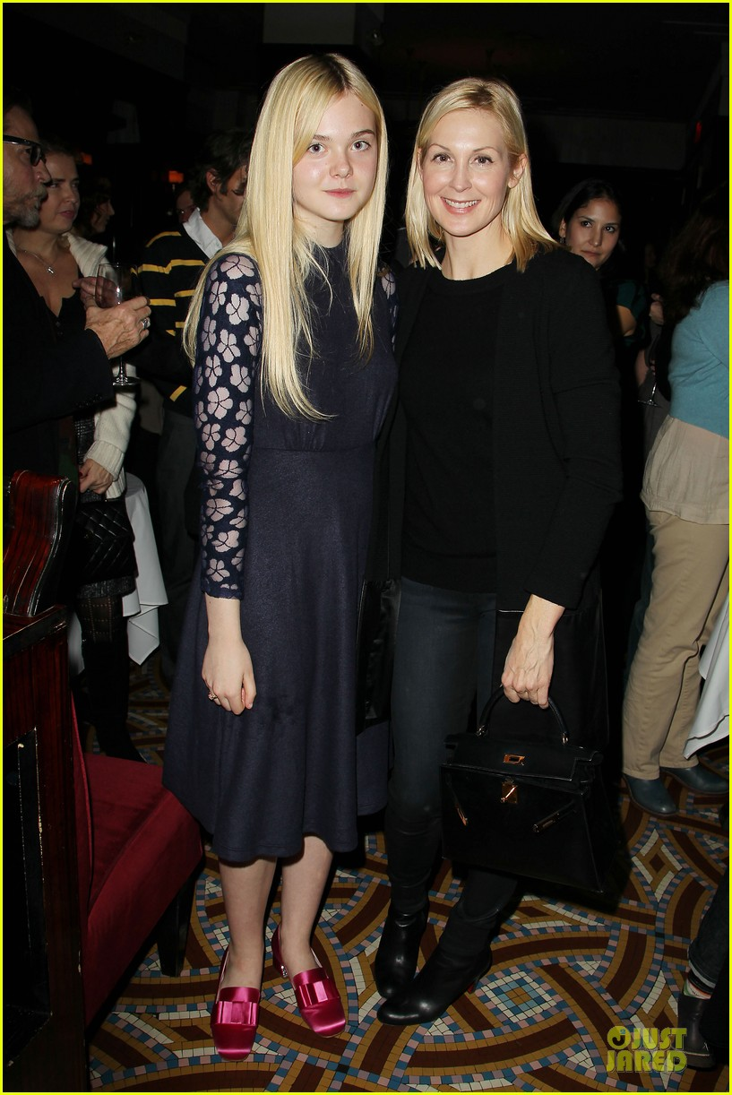 elle fanning ginger & rosa screening after party 052755569