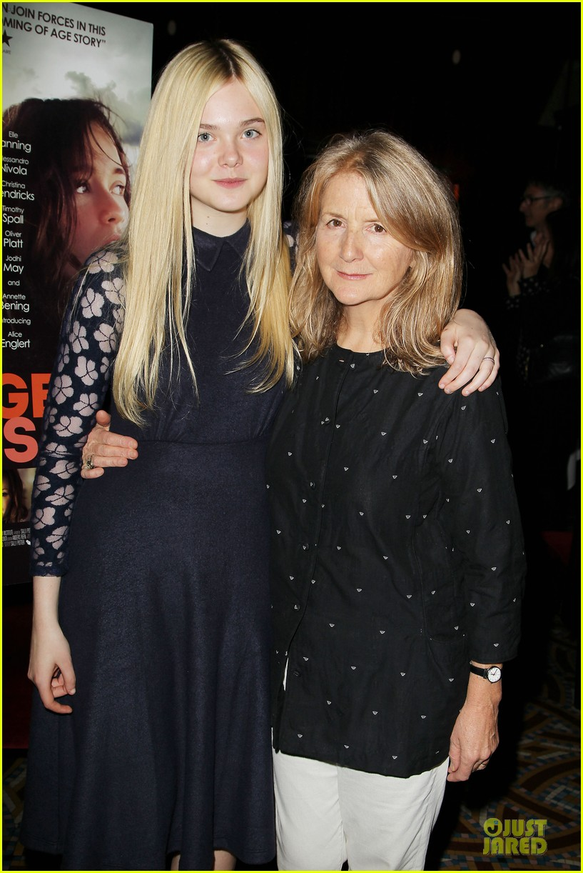 elle fanning ginger & rosa screening after party 142755578