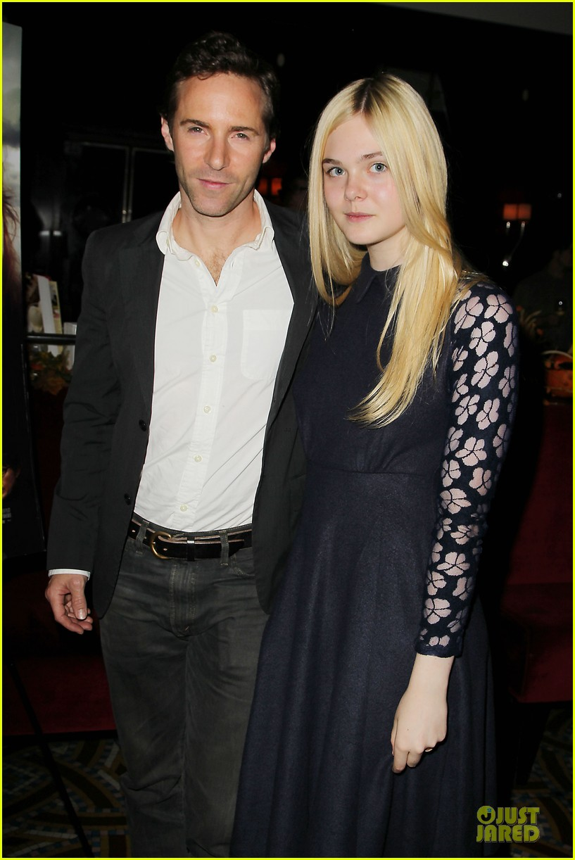 elle fanning ginger & rosa screening after party 192755583