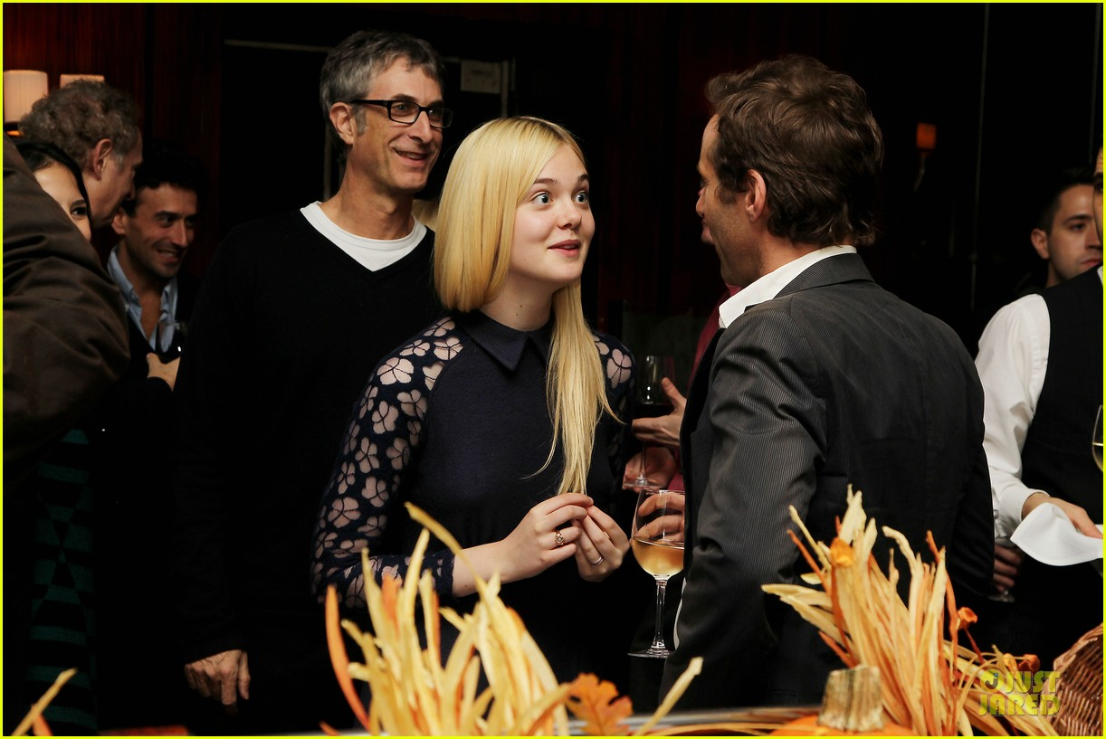elle fanning ginger & rosa screening after party 202755584