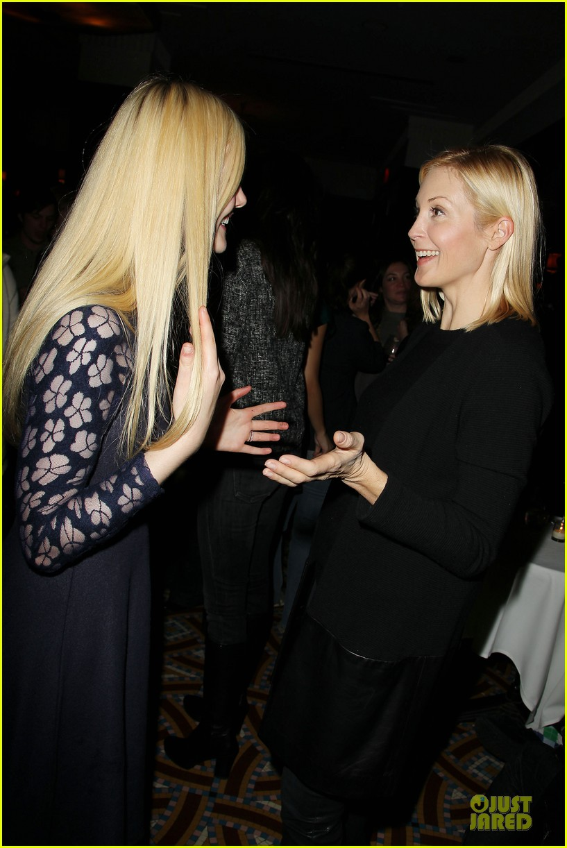 elle fanning ginger & rosa screening after party 27
