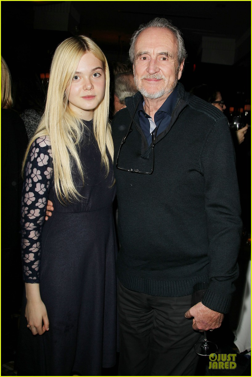 elle fanning ginger & rosa screening after party 302755594
