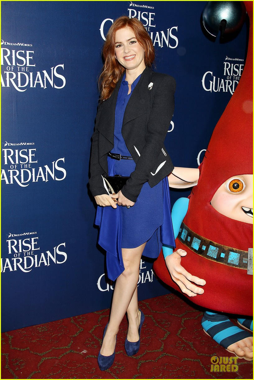 isla fisher rise of the guardians premiere 102755634
