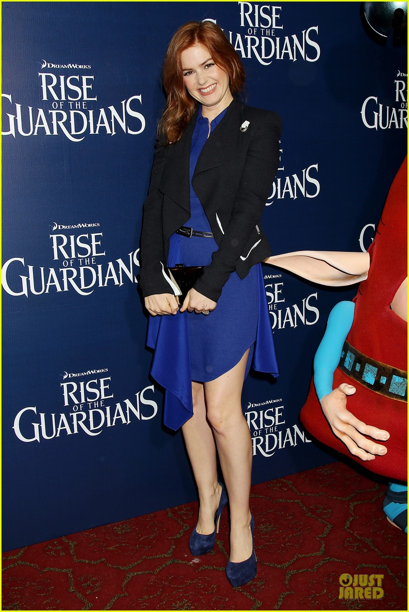 isla fisher rise of the guardians premiere 122755636