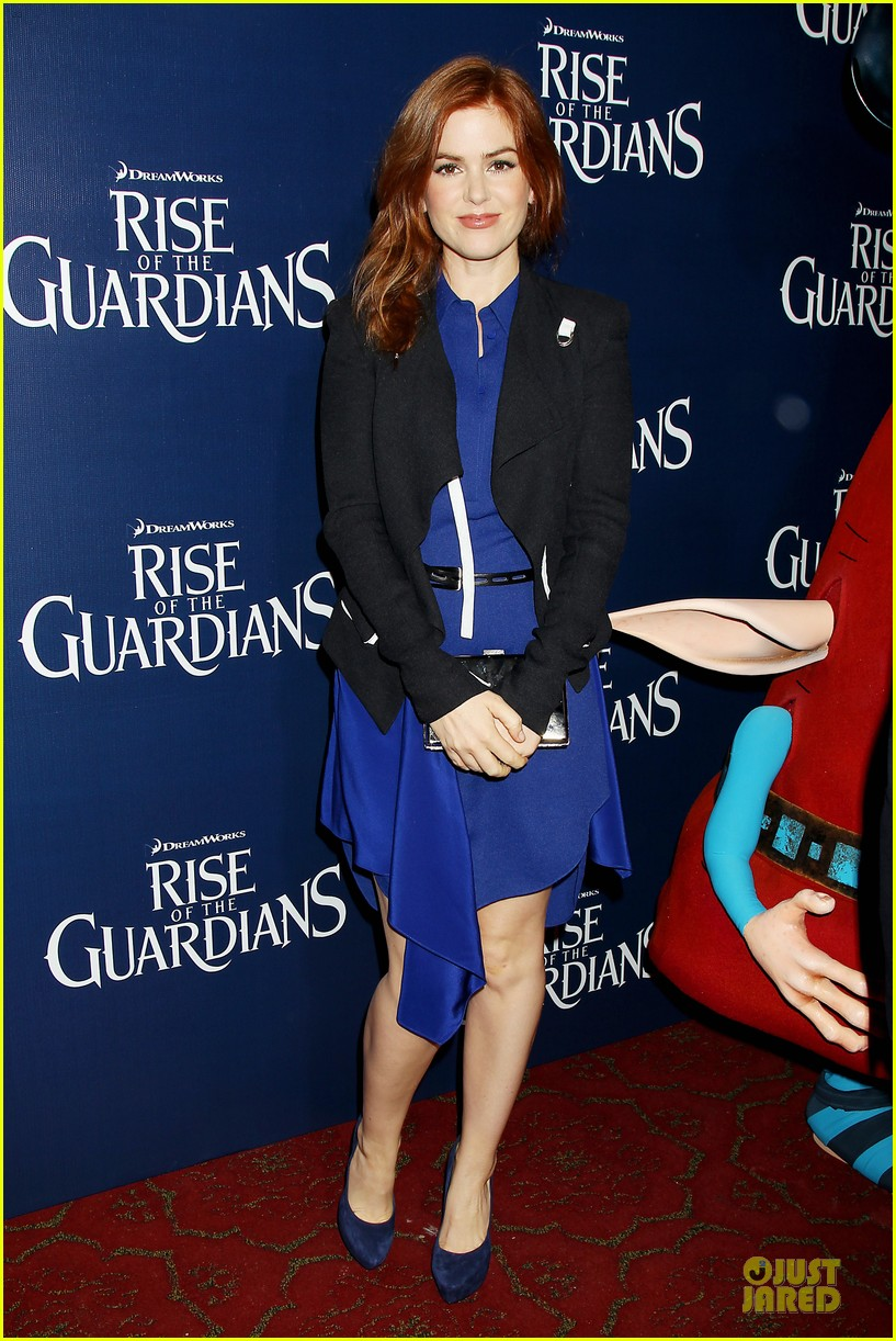 isla fisher rise of the guardians premiere 132755637