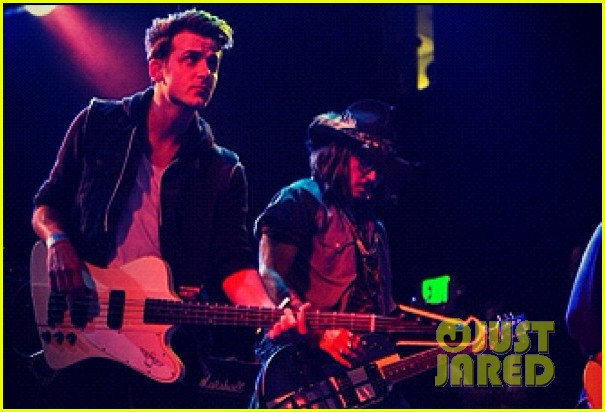 jared followill johnny depp petty fest west players 102759039