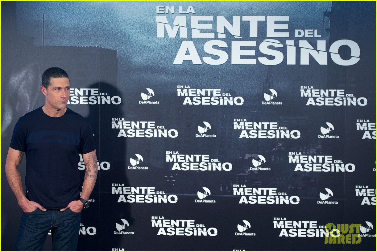 matthew fox alex cross madrid photocall 242756130