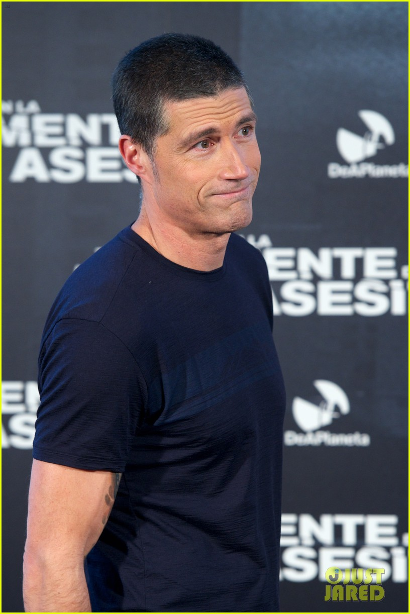 matthew fox alex cross madrid photocall 282756134