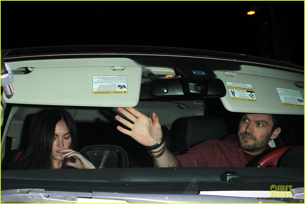 megan fox brian austin green post baby jar outing 132755711