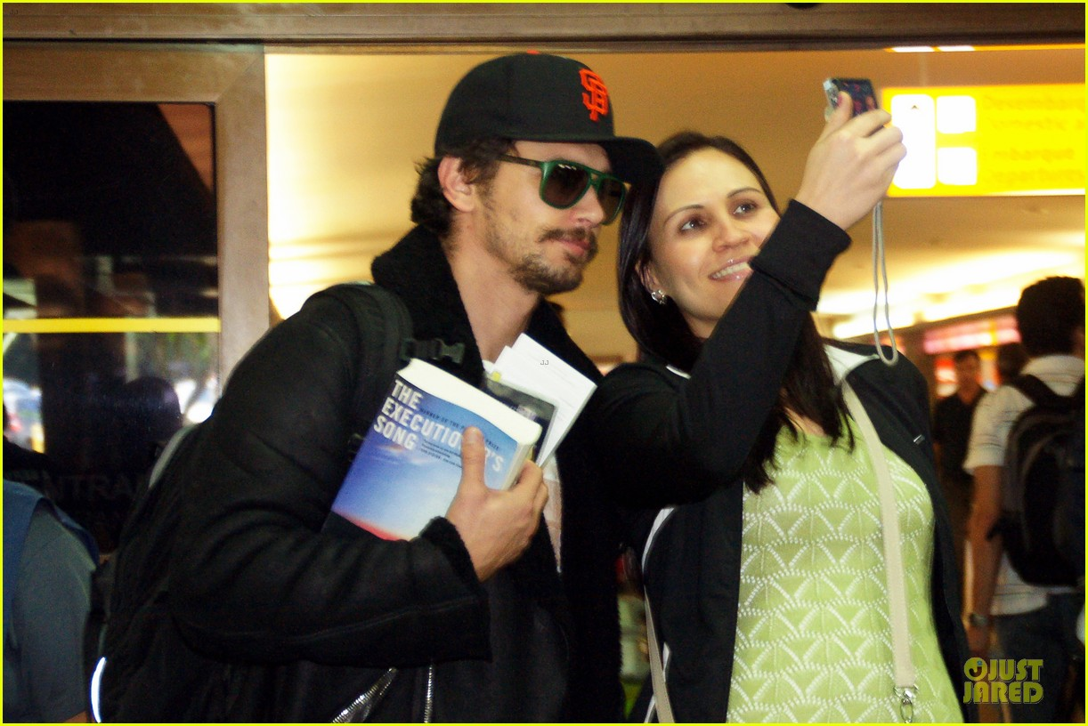 james franco gucci store promoter in brazil 042755803