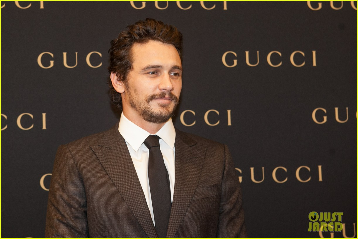 james franco gucci store opening in sao paulo 022756454