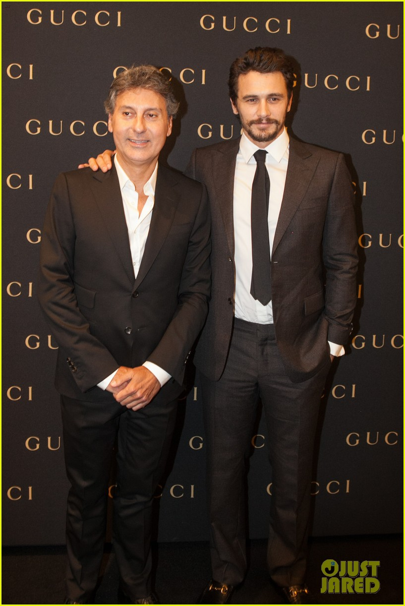 james franco gucci store opening in sao paulo 032756455