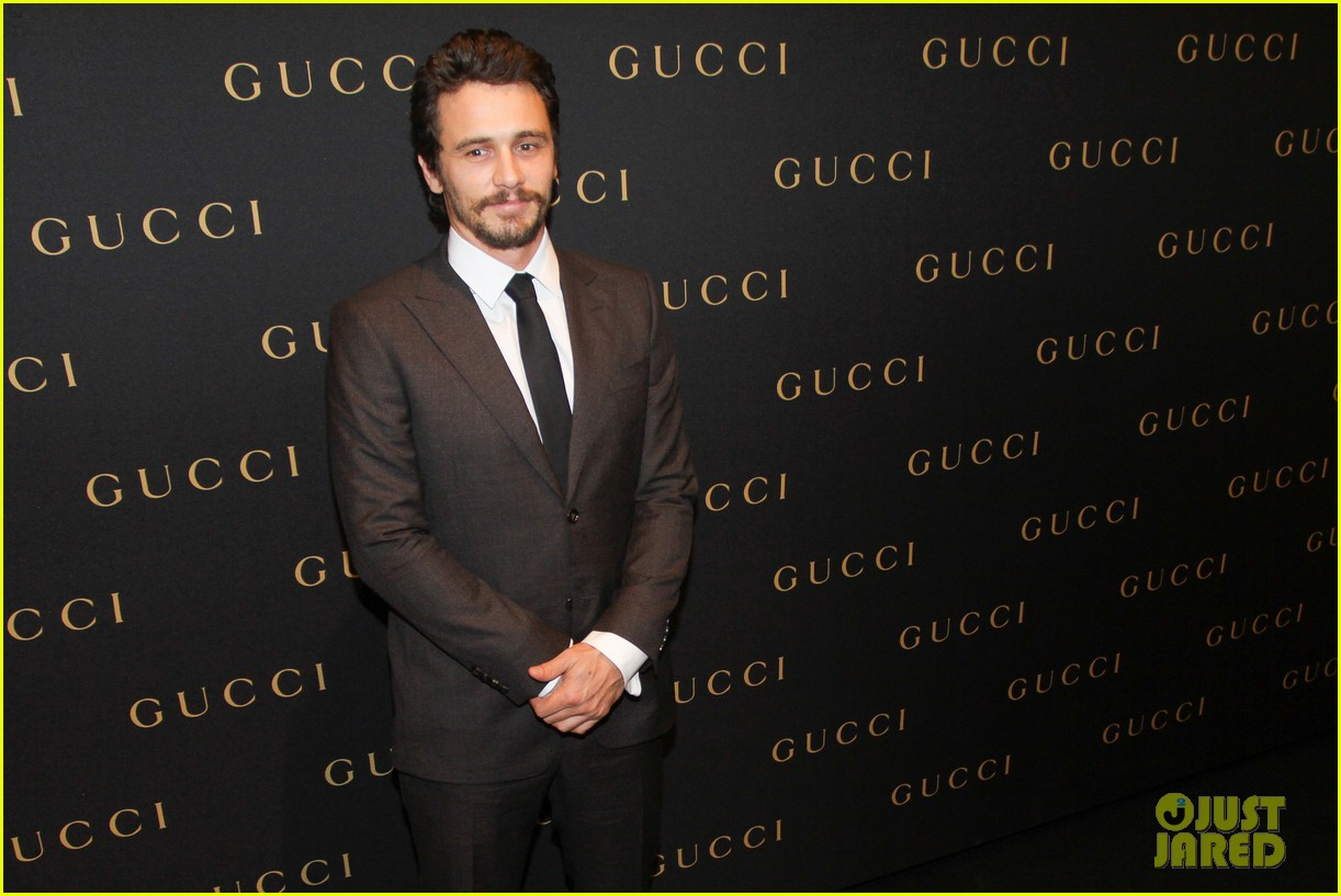 james franco gucci store opening in sao paulo 062756458