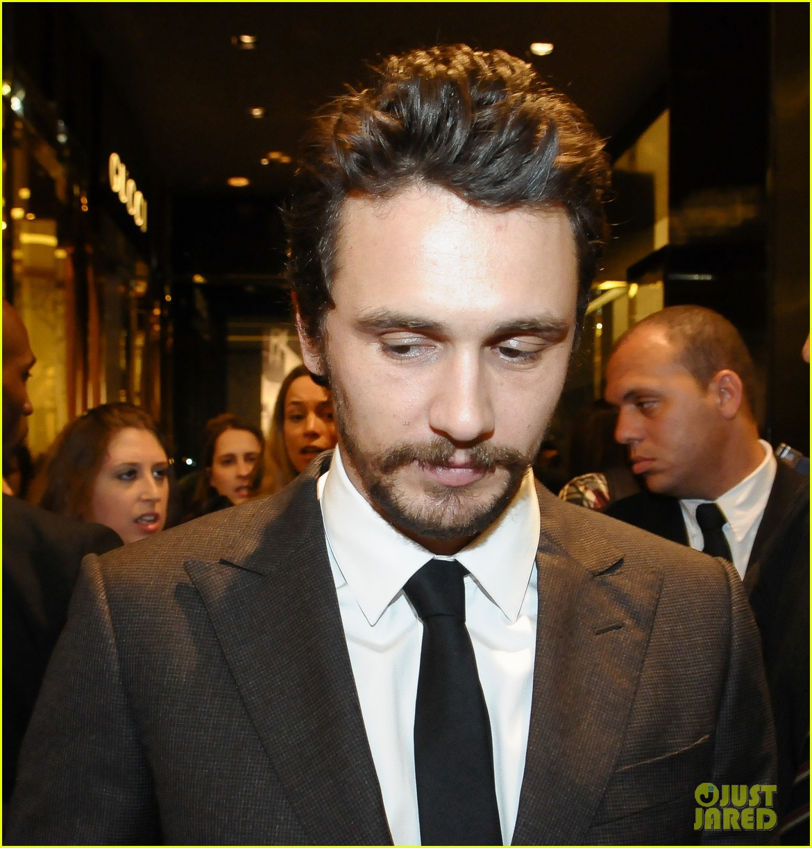 james franco gucci store opening in sao paulo 132756465