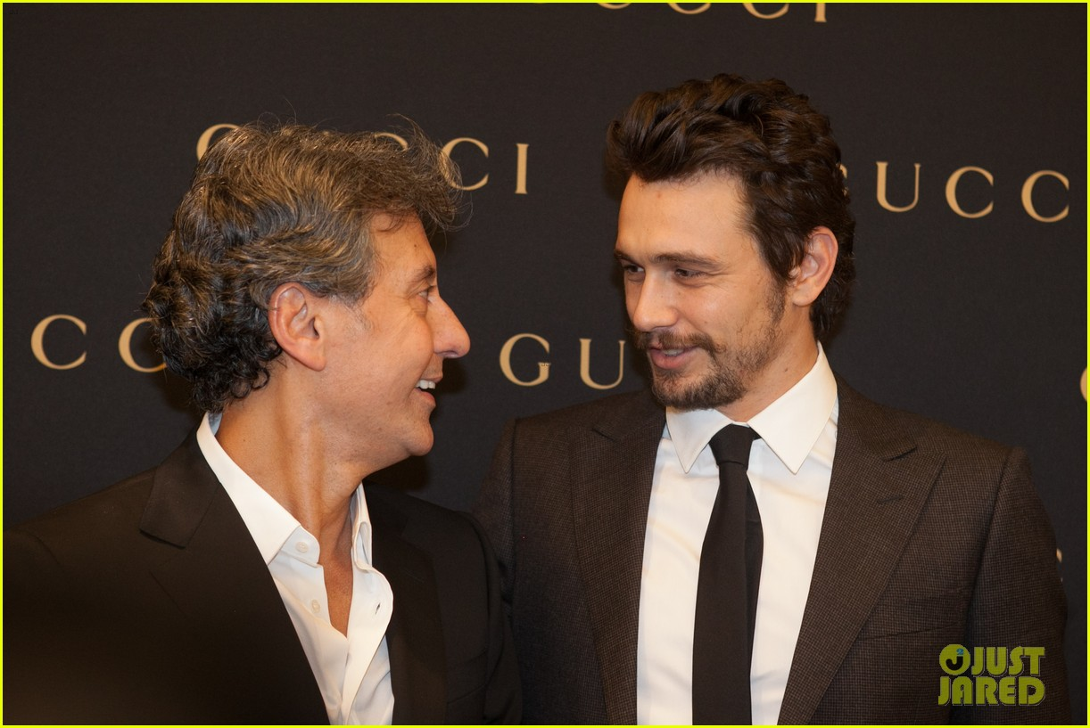 james franco gucci store opening in sao paulo 15