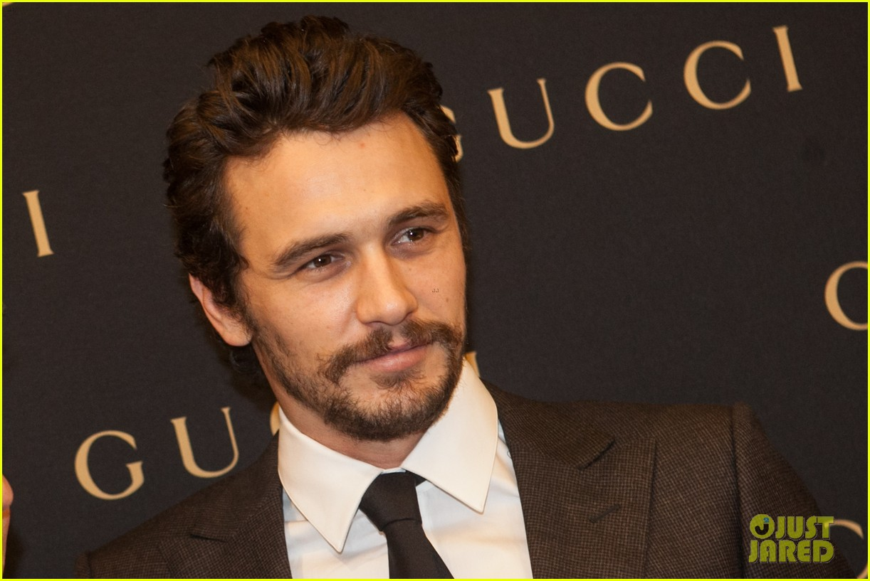james franco gucci store opening in sao paulo 162756468