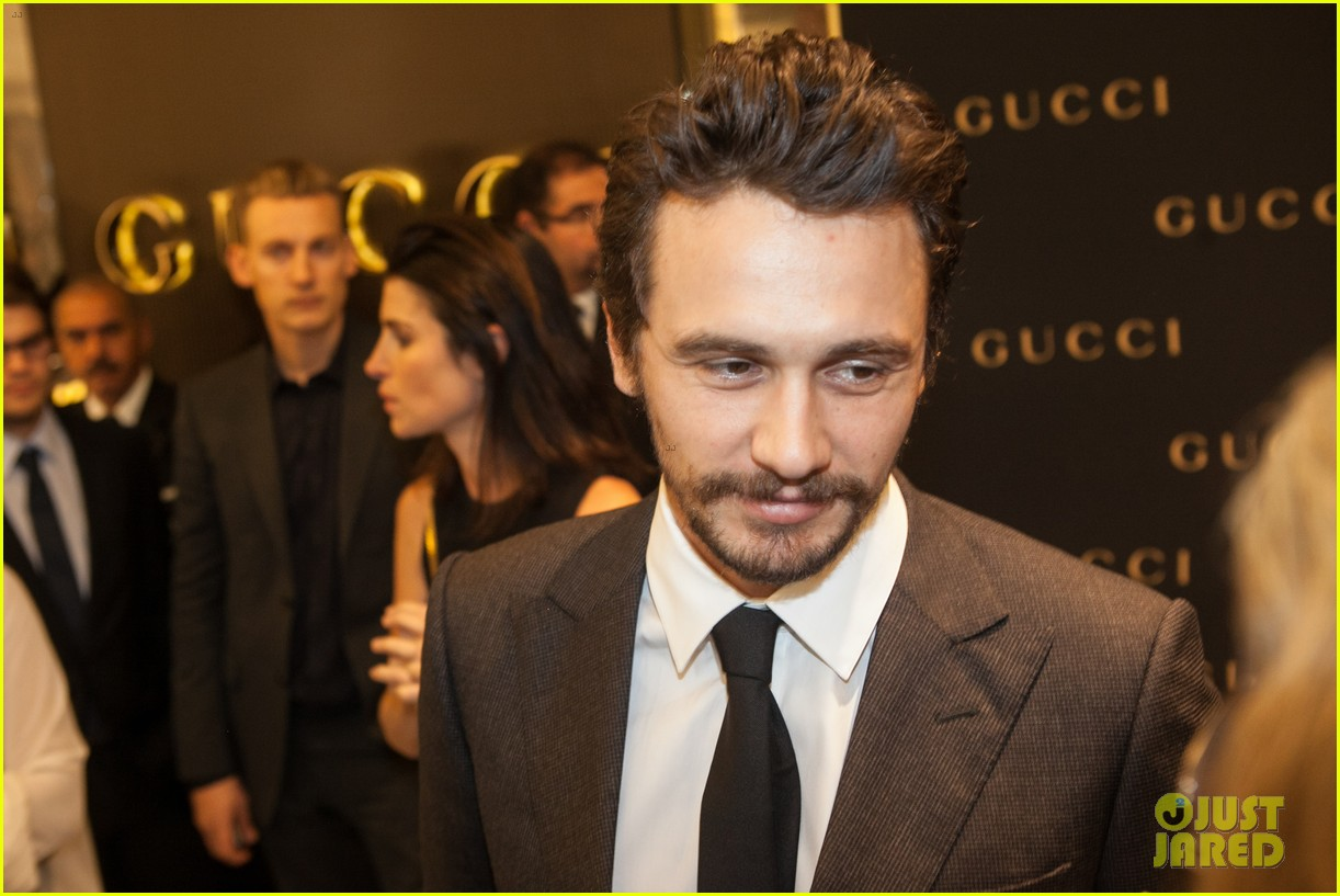 james franco gucci store opening in sao paulo 182756470