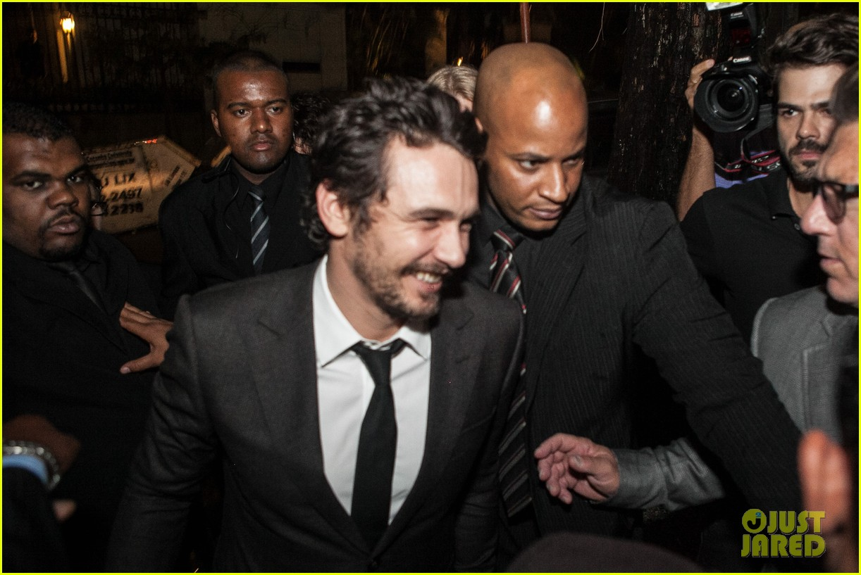 james franco gucci store opening in sao paulo 202756472