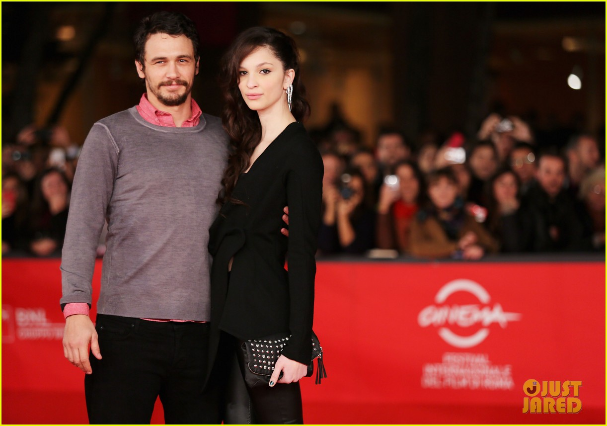 james franco rome film festival attendee 102758959