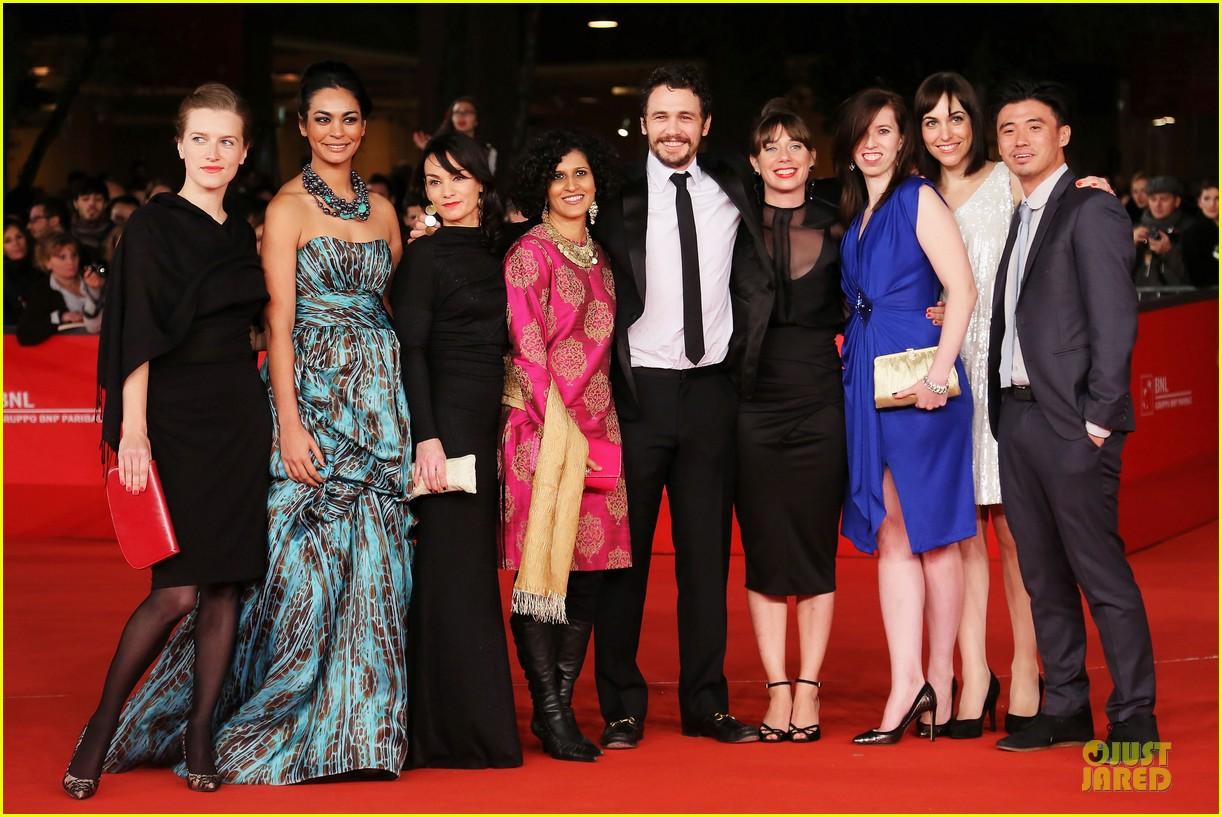 james franco tar rome film festival premiere 012759227