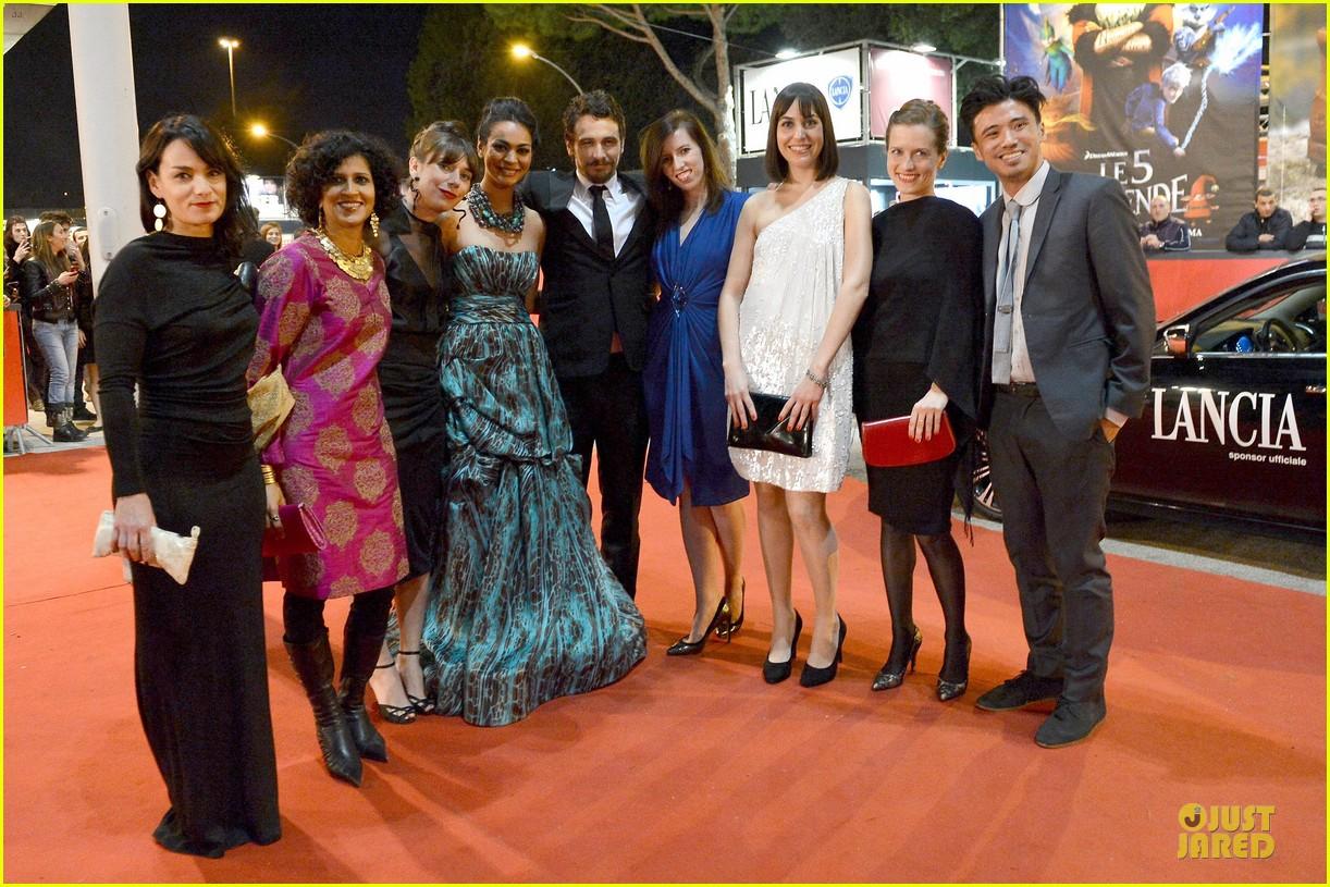 james franco tar rome film festival premiere 052759231