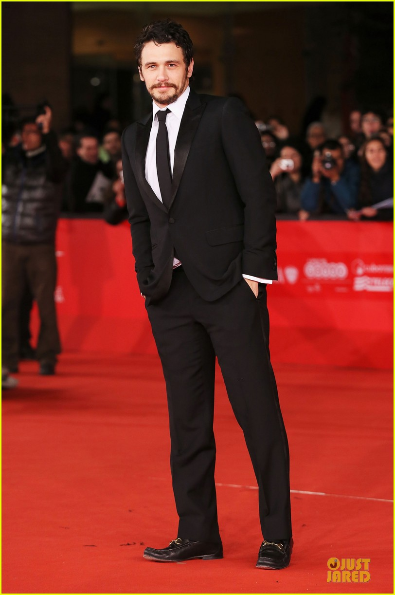 james franco tar rome film festival premiere 14