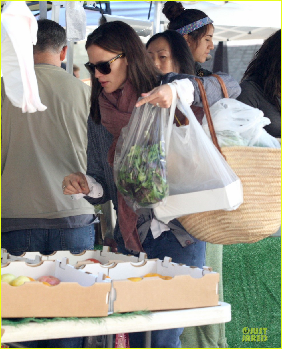 Full Sized Photo of jennifer garner ben affleck pacific palisades ... Ben Affleck