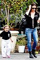 jennifer garner ben affleck kids karate class pick up 26