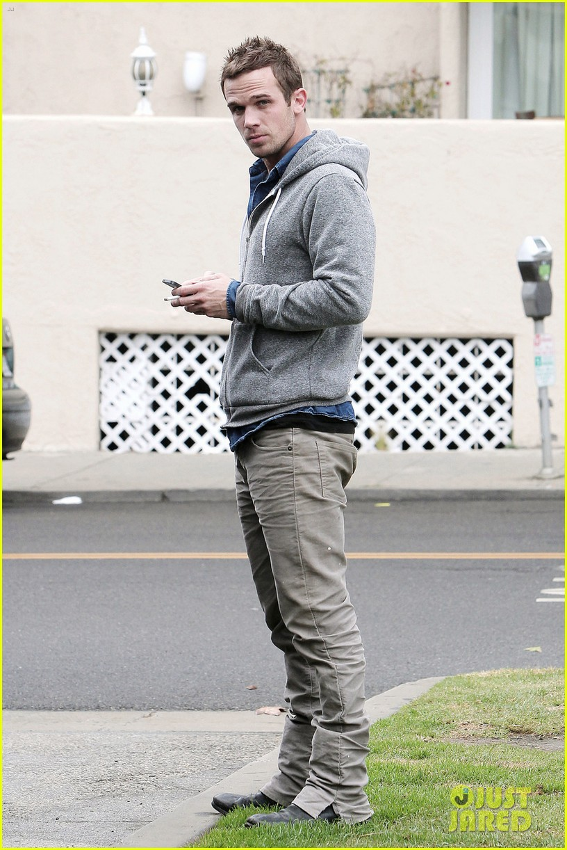 cam gigandet all smiles in santa monica 012760070