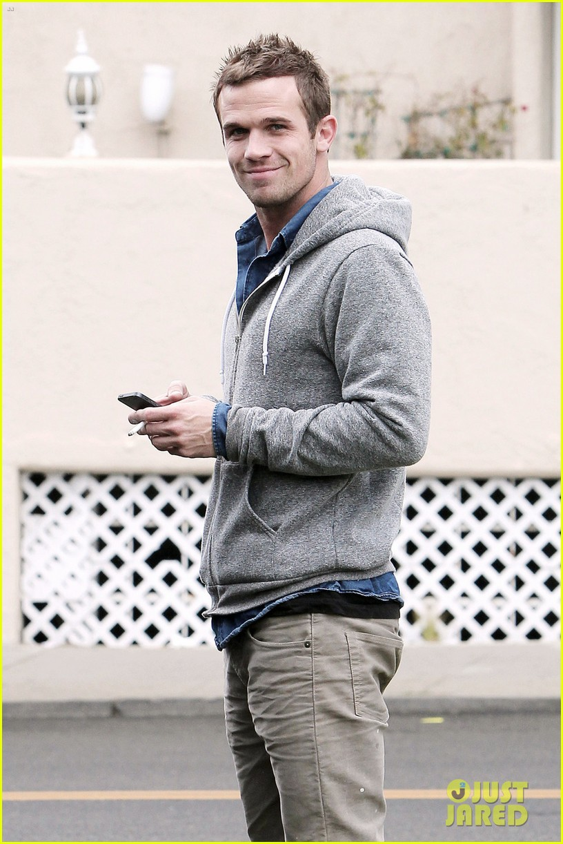 cam gigandet all smiles in santa monica 042760073