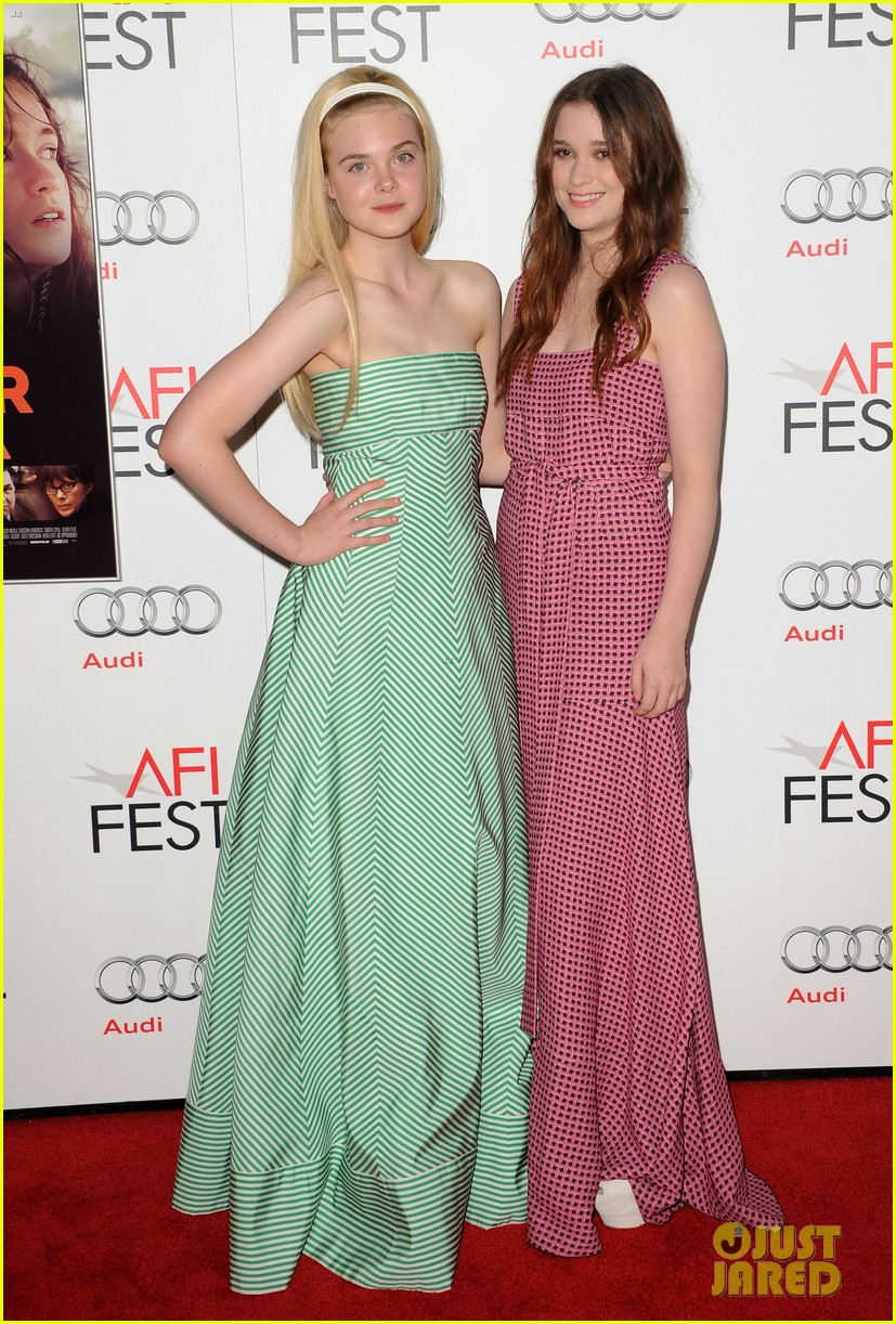 ginger and rosa screening afi 18