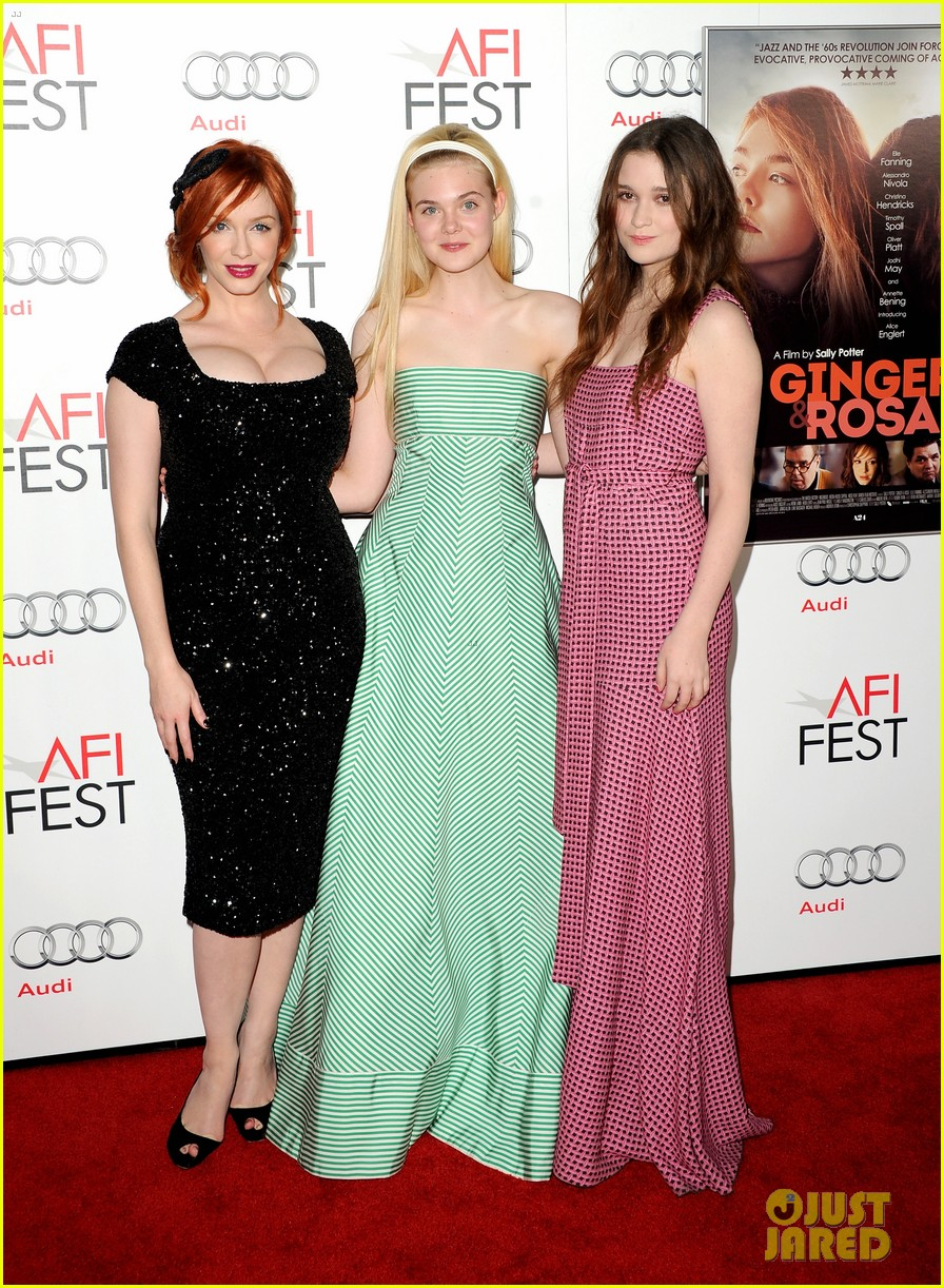 ginger and rosa screening afi 25