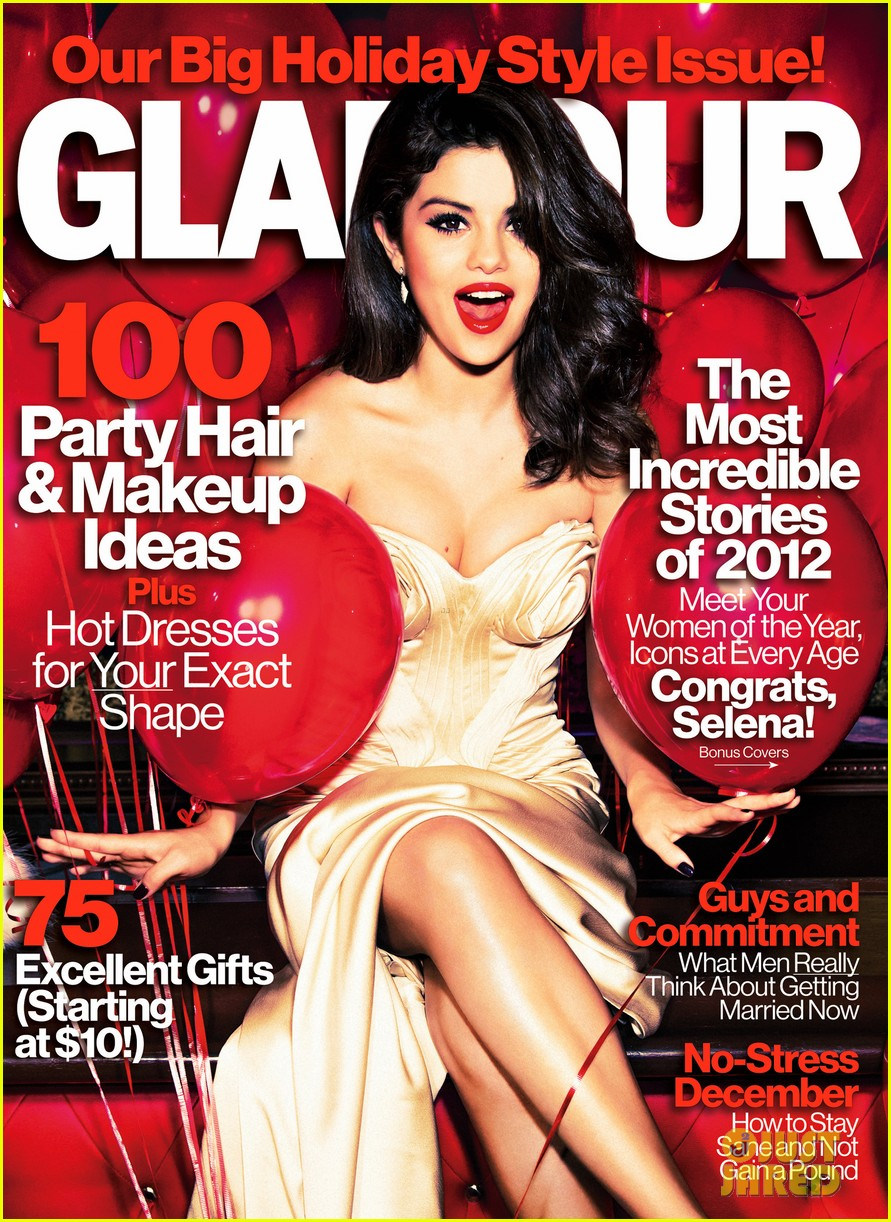 selena gomez covers glamour december 2012 01