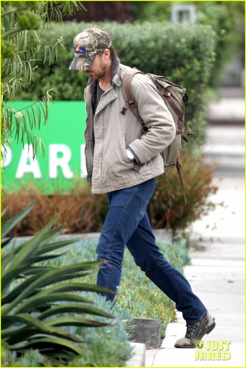 ryan gosling eva mendes visit friends separately 032766390