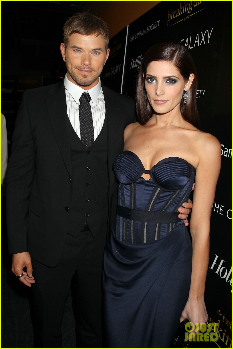 ashley greene kellan lutz breaking dawn nyc screening 212758482