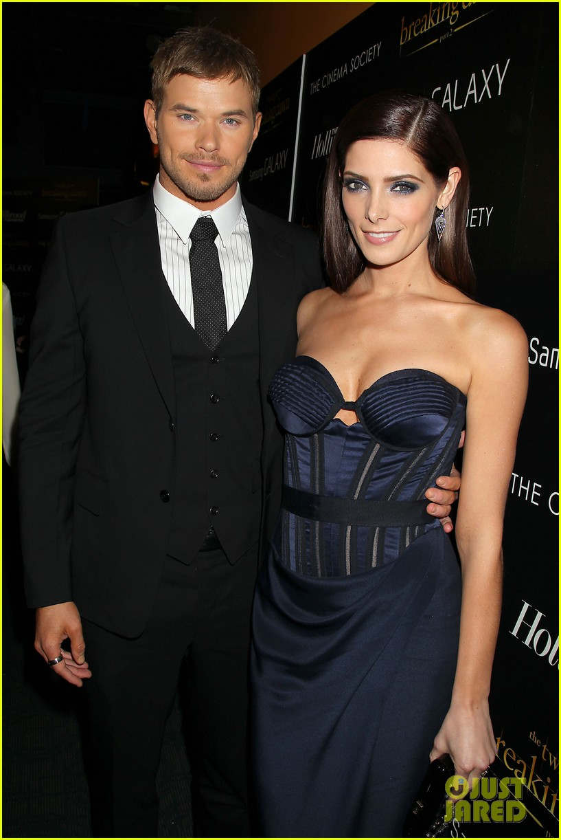 ashley greene kellan lutz breaking dawn nyc screening 222758483