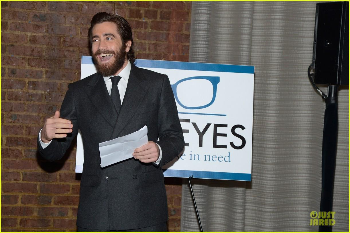 jake gyllenhaal new eyes for the needy gala honoree 122761177