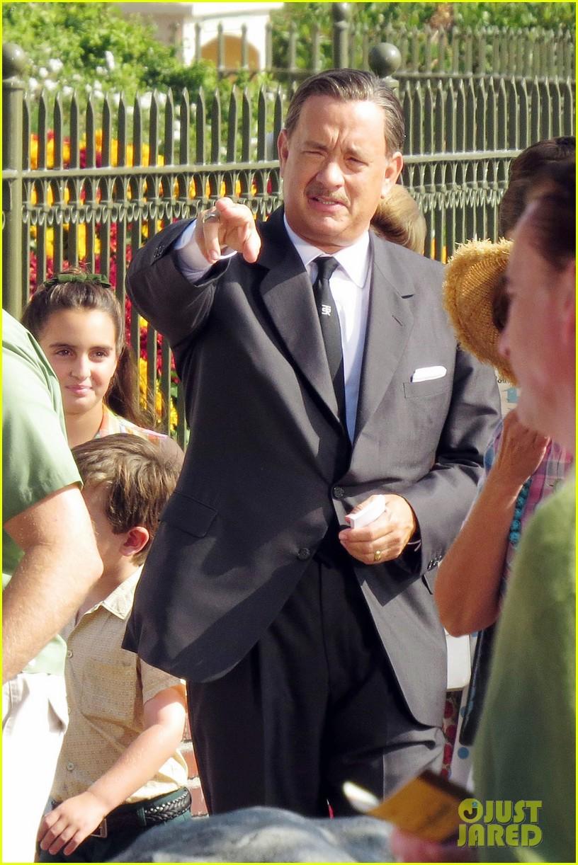 tom hanks as walt disney in saving mr banks first look 012752749