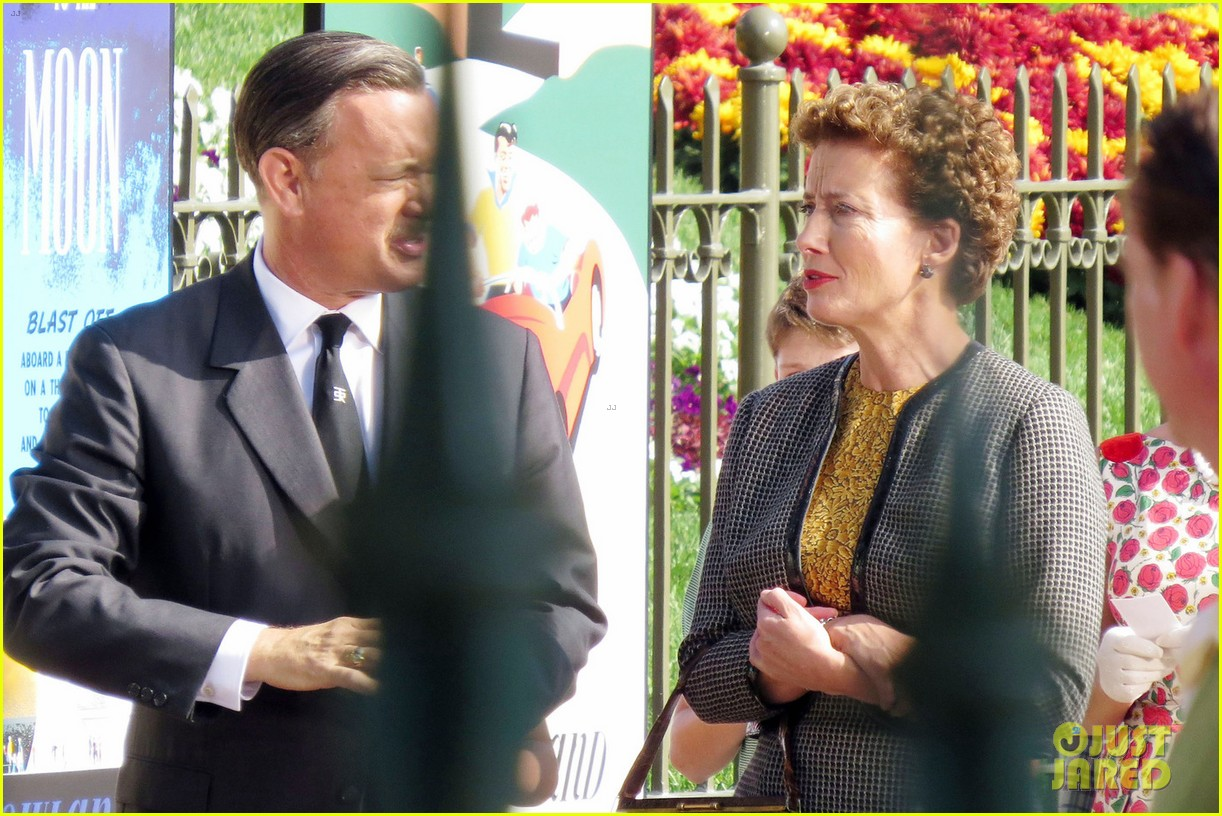 tom hanks as walt disney in saving mr banks first look 042752752