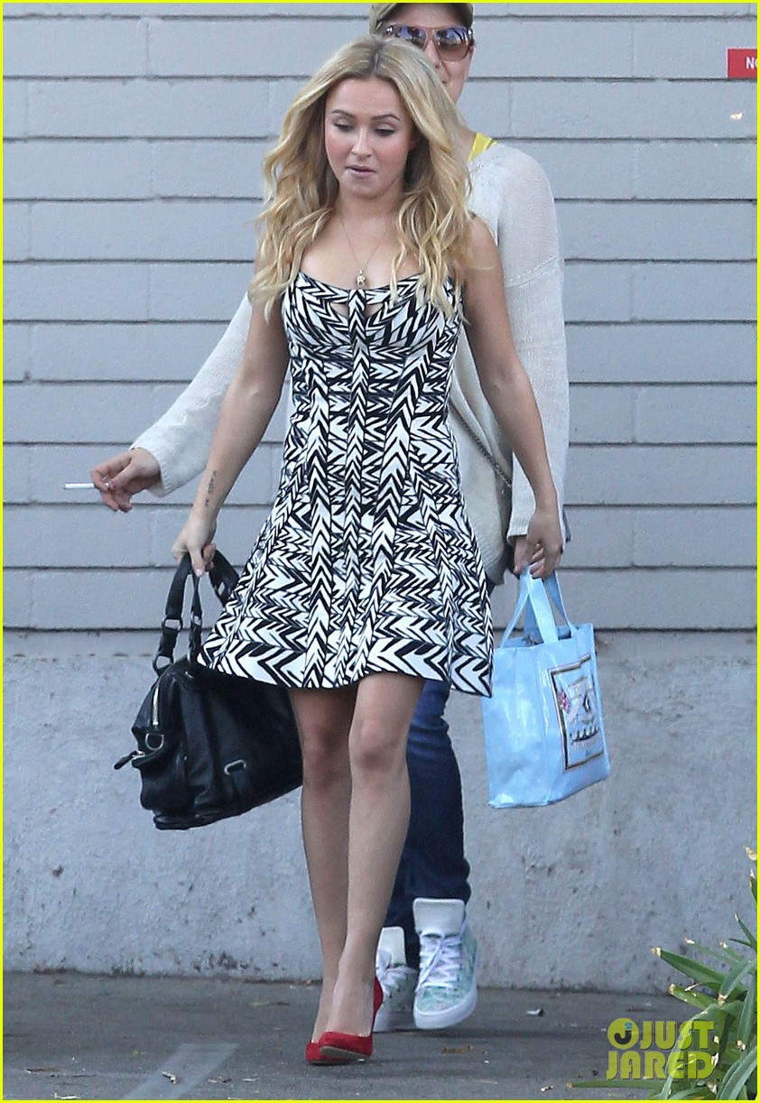 hayden panettiere extra at the grove appearance 132753546