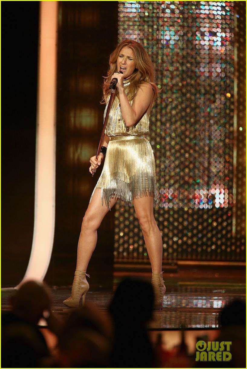 salma hayek celine dion bambi awards 2012 032762681